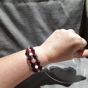 femme-bijou-bracelet Lumières du couchant